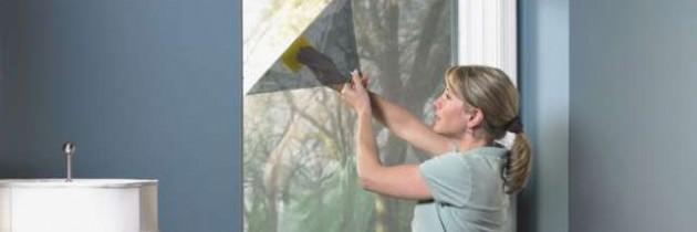 Foliile de protecție solară
